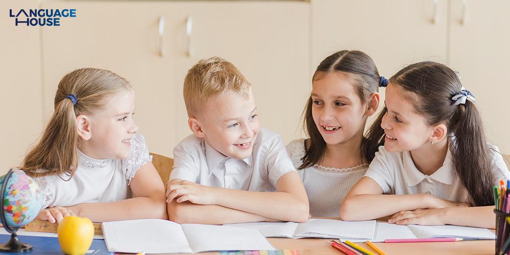 examenes de inglés para niños
