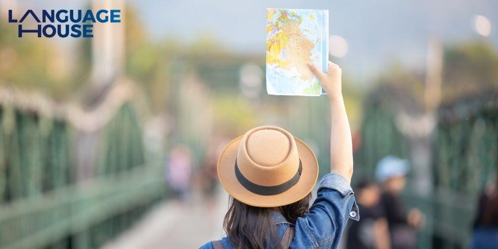 Vocabulario de viajes en inglés