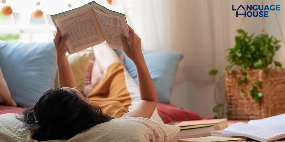 Libros en inglés para adolescentes